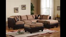 Wandfarbe Wohnzimmer Braunes Sofa - living room paint ideas with brown leather furniture