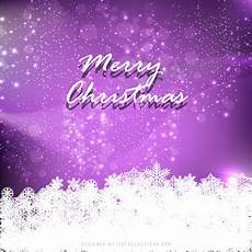 merry christmas purple background 123freevectors