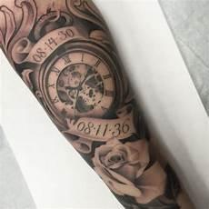 uhr tattoos 25 ideen bedeutungen bilder und entw 252 rfe
