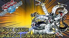 drago supremo chimeratech deck cyber chimaratech il drago supremo duel