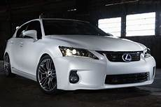2010 lexus ct 200h f sport concept images specifications and information