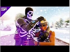 KILLING Twitch Streamers with PURPLE SKULL TROOPER (with