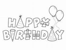 Ausmalbilder Geburtstag Onkel Neu Ausmalbilder Happy Birthday Geburtstag Malvorlagen