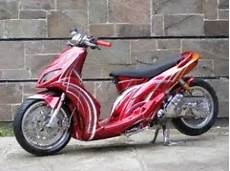 modifikasi lowrider mio sporty quot www miogw yamaha mio sporty modifikasi