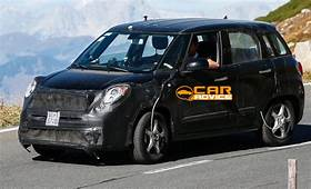Fiat Panda 4x4 Knocked Out By New Baby Jeep  Photos