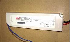 how to choose an led power supply with transformer