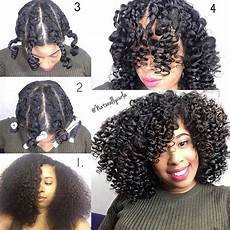 5 gorgeous natural styles for medium length hair curly