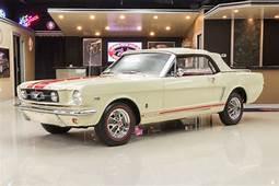 1964 1/2 Mustang Convertible Ford 289 V8 Toploader 4
