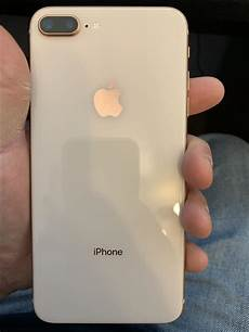 Apple Iphone 8 Plus Metro Pcs A1864 Gold 64 Gb