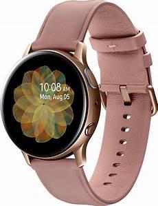 Smartwatch Damen Samsung - samsung galaxy active2 edelstahl 40 mm lte