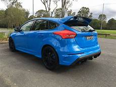 ford focus rs 2017 2017 ford focus rs review caradvice