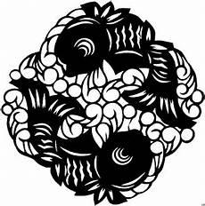 muster japanisch ausmalbild malvorlage blumen