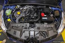renault clio motor renault clio gt line engine bay launched in malaysia