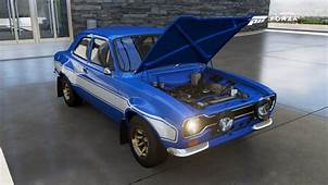 Forza Motorsport 6  F&ampF Ford Escort RS1600 YouTube