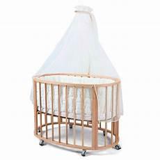 Bebe De Luxe Elipso Ahşap Beşik Naturel Fiyatı Ilke Bebe