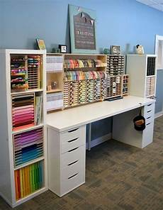 40 art room and craft room organization decor ideas 1