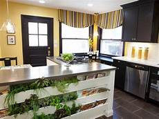 Kitchen Door To Garden by 5 Indoor Herb Garden Ideas Hgtv S Decorating Design