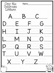 12 fall apple alphabet worksheets preschool kindergarten