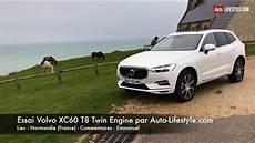 essai volvo xc60 t8 essai volvo xc60 t8 engine par auto lifestyle