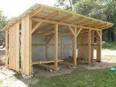 Landhausberater Holzschuppen Richtig