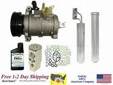 automobile air conditioning repair 2007 chrysler 300 windshield wipe control new a c ac compressor kit for 2005 2006 chrysler 300 3 5l ebay