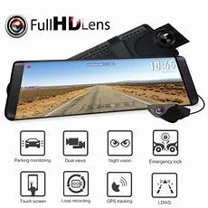auto vox x2 9 88 quot 1296p fhd media touch screen