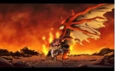 tail dragon cry natsu dragon form chrome theme themebeta