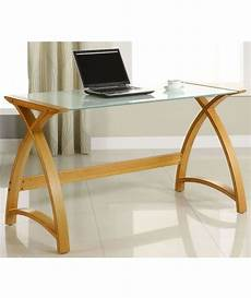 buy home office furniture online buy curve 2 laptop home office desk oak effect at argos