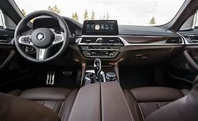 BMW 2020 5 Series M Performance Interior Specs
