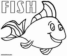 fish coloring pages coloring pages to and print