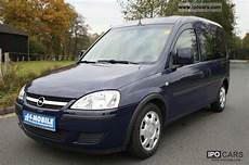 2005 Opel Combo 1 4 Twinport Edition 5 Seater Air Car