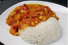 Reis Mit Soße - reis s 252 223 sauer rezept asiatische rezepte vegan