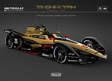 Formula E 2018 - 2018 formula e gen2 livery concepts on behance