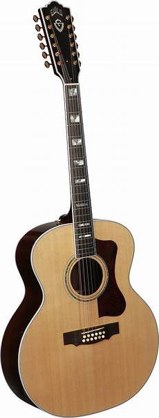 Guild F 512 12 String Acoustic Electric Guitar Zzounds