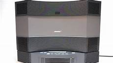bose acoustic wave system cd 3000 demo