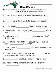 homophones worksheets have fun teaching