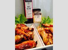 maple glazed chicken livers_image