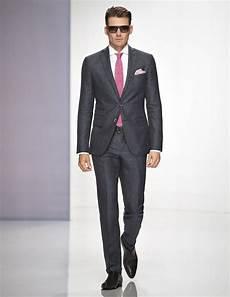 costume homme gris hugo costume mode et sappe
