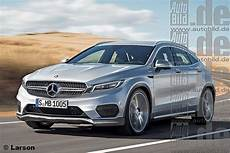 Mercedes Gla Coupe - mercedes gla coupe crossover rendering