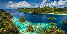 Raja At Papua Indonesia The Enchanting Islands