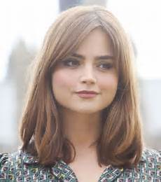 jenna coleman hairstyles for a wide round face cinefog