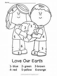 free printable earth science worksheets for kindergarten 13299 earth day color by number sight word earth day crafts earth day activities earth day