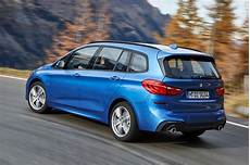 Bmw 2 Series Active And Gran Tourer Facelift Revealed