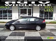 crystal black pearl 2011 honda insight hybrid ex gray interior gtcarlot com vehicle