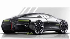 thx concept envisaged as future ev sports car performancedrive
