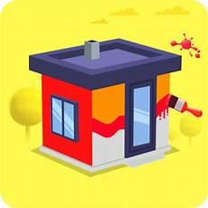 house color paint roller swipe maze painting 1 0 apk mod free download androidsapkmod com