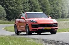 porsche cayenne turbo coupe rij impressie autoweek nl