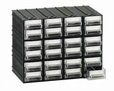 cassettiere componibili cassettiera componibile da 24 cassetti trasparenti tipo t a