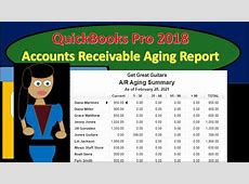quickbooks accounts receivable process