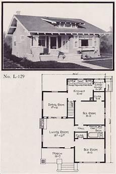 bungalow house plans 1920s 1920s bungalow home plan no l 129 e w stillwell co